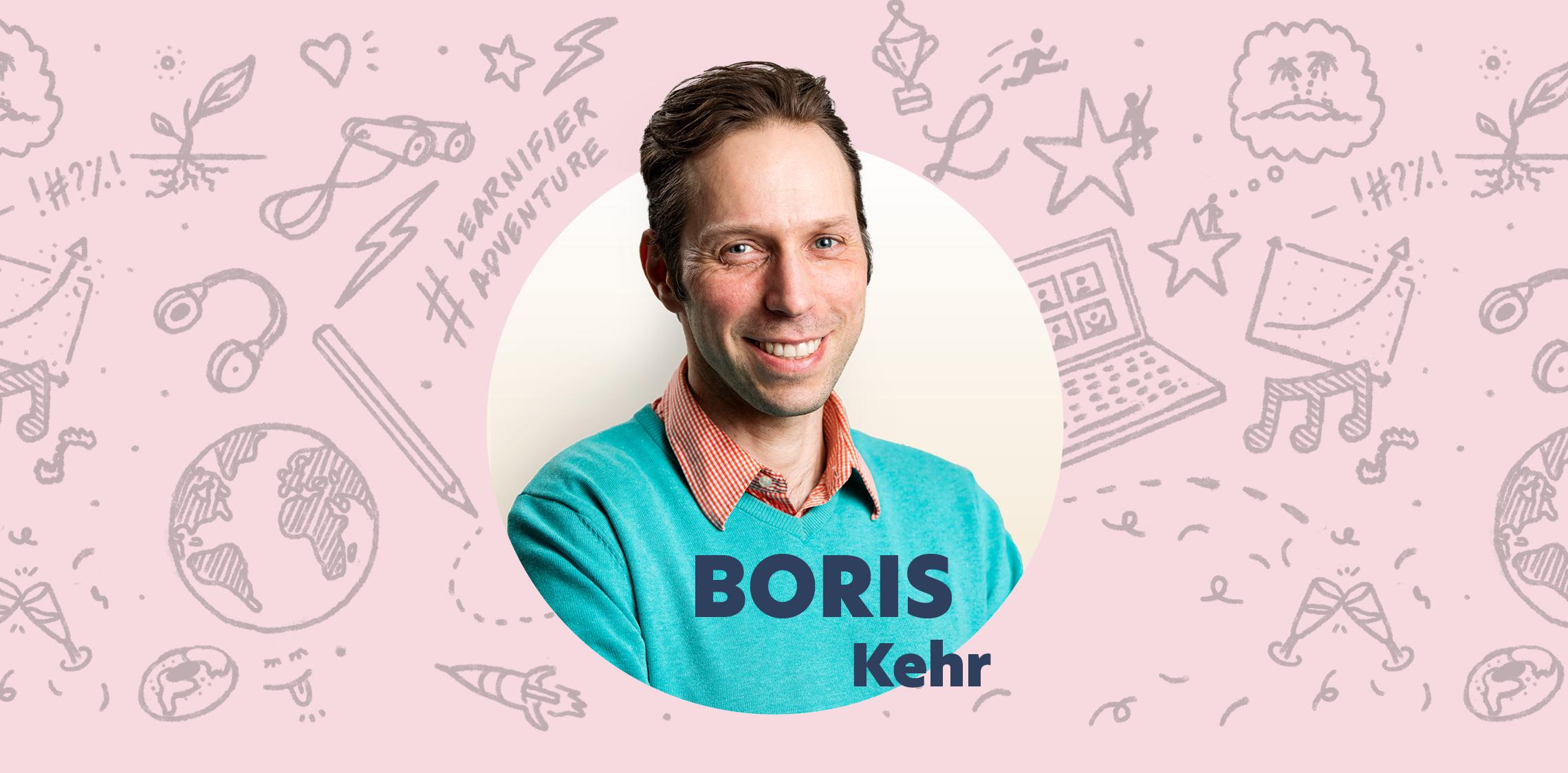 Learnifier Boris Kehr - work station
